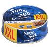 Tuňák kousky ve slunečnicovém oleji 785g SUN&SEA