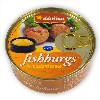 Fishburgs - pečenáče v hořčičné omáčce 240g SOKRA