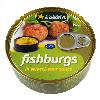Fishburgs - Pečenáče ve sladkokyselé omáčce 240g  SOKRA