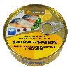 Sardinela ve vlastní šťávě s příd. oleje a s příchutí citronu 240g  SOKRA/SAIRA*SAIRA